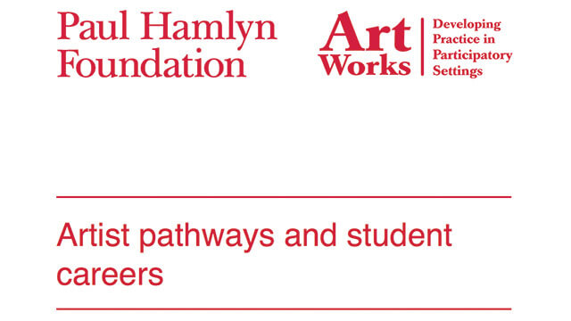 Artist Pathways and Student Careers
