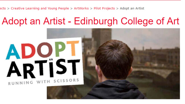 ArtWorks Scotland: Pilot Projects