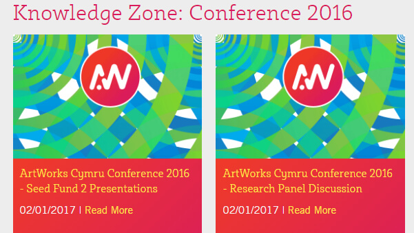 Knowledge Zone: Conference 2016
