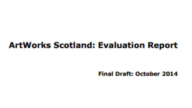 ArtWorks Scotland Evaluation Report