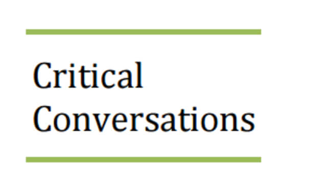 Critical Conversations – Artists' reflections on quality in participatory arts practice