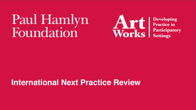 International Next Practice Review