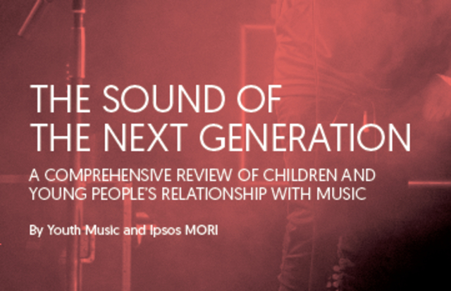 The Sound of the Next Generation: A comprehensive review of children and young people's relationship with music