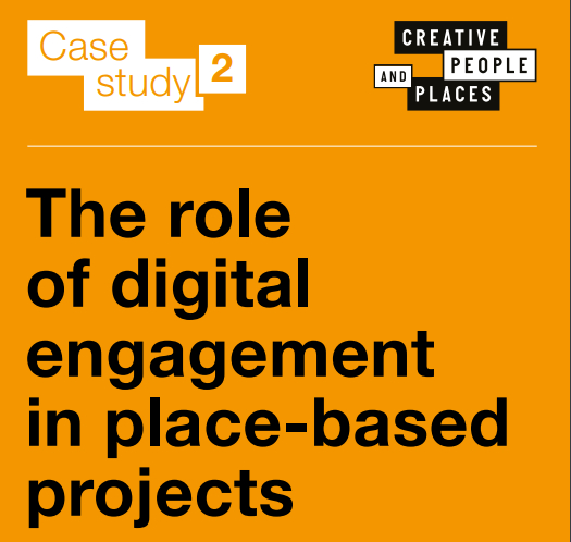 The role of digital engagement in place-based projects